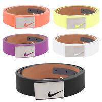 Nike Womens Sleek Modern Golf Belt, Multi Colors!