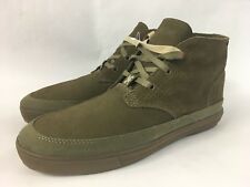 Chrome Industries Forged Rubber Chukka Size 9 Olive Green sample