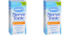 Hylands Homeopathic Nerve Tonic Tablets 500 Tablets (Paks of 2)