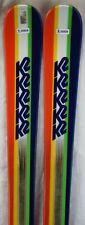 16-17 K2 Shreditor 85 Jr. New Junior Skis Size 139cm #230809