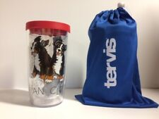 Bernese Mountain Dog Tervis 16oz Classic Cup Berner Fan Club Free Shipping - New