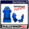 BIMARCO Seat FUTURA FIA Racing BLUE WITH HOMOLOGATION - CHEAP AND FAST DELIVERY