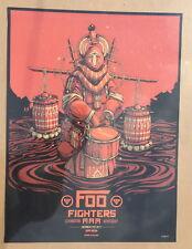 Foo Fighters Lexington Kentucky Rupp Arena Poster