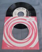 """LAURO VOLPI -QUE QUIERES DE MI / HAZME UNA ISLA- PROMO 1970 MEXICAN 7"""" SINGLE CS"""