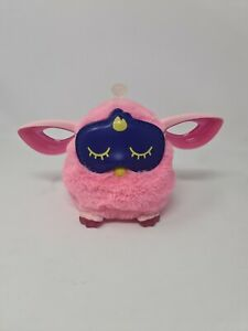 Hasbro Furby Connect Pink Interactive Toy With Mask Tested & Working