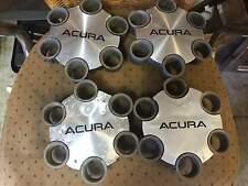 1996-1999 1997 1998 Acura SLX Wheel Center Cap 6 Bolt w/ Logo SET OF 4