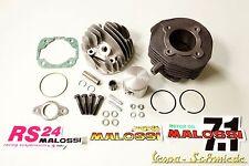 Vespa-malossi cilindro 75ccm-v50 PK XL xl2-rennzylinder cilindro 75 cm³