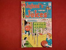 "JUGHEAD'S JOKES ""GIANT ISSUE"" (JAN 1974) #37 Very Fine Comics Book"