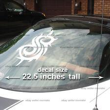 LARGE Slipknot rock band decal sticker