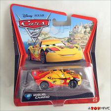 Disney Pixar Cars 2 Miguel Camino #23