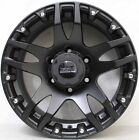 16 inch Genuine SSW 4X4 ALLOY WHEELS & BRIDGESTONE MUD TERRAIN 4X4 TYRES