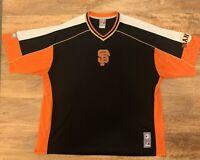 Vintage San Francisco Giants Shirt Majestic Mens XXL