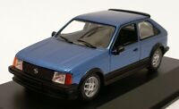 Maxichamps 1/43 Scale 940 044120 - 1982 Opel Kadette SR - Metallic Blue
