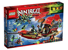 Lego Ninjago - 70738-Final Flight of Destiny's Bounty NEUF retraité