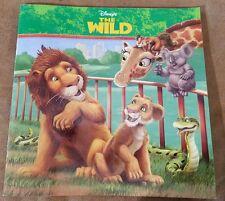 Disney's The Wild Paperback Book New
