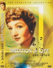 Imitation of Life (1934) Claudette Colbert / Warren William DVD NEW *FAST SHIP.*
