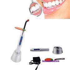 Dental 5W Wireless Cordless LED Curing Light Lamp 1500mw 2 years warranty AA