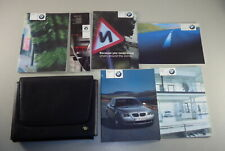 Owner's Manual + Cartera BMW 5-Series E60 520 525 530 545 I+D De 2003