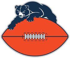 NFL Sticker Autocollant Décalque-Chicago Bears-Env. 12,5 X 10,5 cm