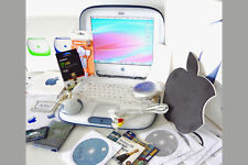 Apple iBook Clamshell G3 Dvd S.E Original Box 467Mhz Dual Os 60Gb Hd ��������⠭��