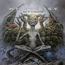 Hypocrisy - End of Disclosure [New CD] Holland - Import