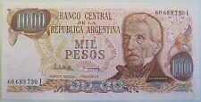 Argentina Banknote 1000 Pesos P.304c Unc (1976-83)