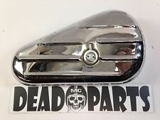 Harley chrome right side softail tool box storage case