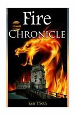Dragon Action Adventure: Fire Chronicle by Ken Seth (2015, Paperback)