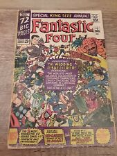 Fantastic Four Annual #3,  Wedding of Mr. Fantastic & Invisible Girl