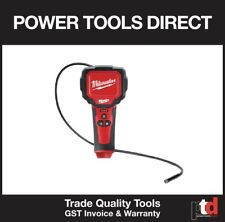 NEW MILWAUKEE CAMERA 12V M12 CORDLESS M12IC-0L INSPECTION BARE SKIN TOOL ONLY