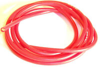 C1307-8 8AWG 8 AWG Battery Silicone Wire 1m 100cm 1000mm Red 1 Meter