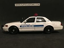 Newburgh City NY Police 1:24 Scale Ford Crown Victoria Police Car