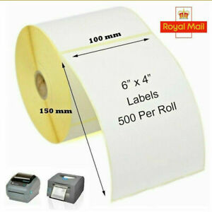 Sticky Labels Roll
