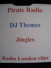 DJ Themes, Jingles, Radio London Clips cd/Offshore Radio/Pirate Radio