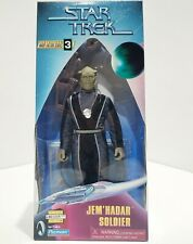 "Vintage Playmates Toys Star Trek 9""Jem Hadar Soldier Warp Factor Series 3 Figure"