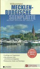 Reiseführer Mecklenburgische Seenplatte Schwerin Neubrandenburg 2020 Briefvers.