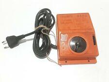 JOUEF réf 9200 Transformateur 220v  HO testé fonctionnel