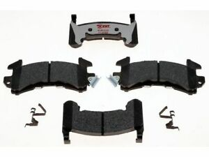 For 1978-1988 Chevrolet Monte Carlo Brake Pad Set Front Raybestos 59974RQ 1979