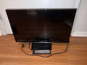 Samsung 24 Inch TV - Model # UN24H4000BF - Used