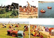 72872356 Burhave Nordsee Kuestenbadeorte Ferienhaeuser Strand Kinderspielplatz B