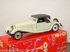 1927 Bugatti Royale Mod.41 van Rio 1:43 in Box *8232