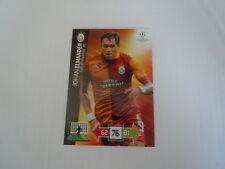 Carte Adrenalyn - Ligue des champions 2012/13 - Galatasaray AS - Johan Elmander