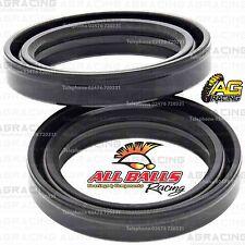 All Balls Fork Oil Seals Kit For Suzuki RM 370 1977 77 Motocross Enduro New