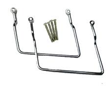 Saddlebag Supports Brackets for Honda VTX 1300 1800 VTX1300 VTX1800 R S & N