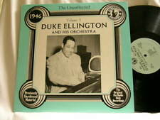 DUKE ELLINGTON Uncollected 1946 Vol. 1 Cat Anderson Johnny Hodges Al Sears LP