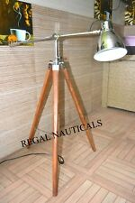 Nautical  Floor Studio COSMO Lamp Search Light With Tripod Stand Designer Gift