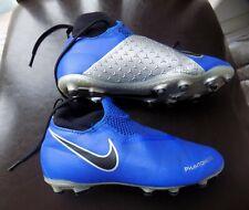 NIKE PHANTOM VISION GHOST FOOTBALL BOOTS SIZE UK 2