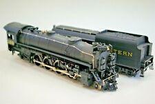 HO/OO Bachmann plus Class J 4-8-4 with smoke @ headlight N@W item number 11316 .