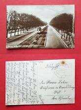 Foto AK DANZIG 1939 Große Allee mit Strassenbahn  ( 36708