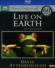 Life on Earth [Blu-ray] [DVD][Region 2]